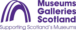 museum galleries scotland logo
