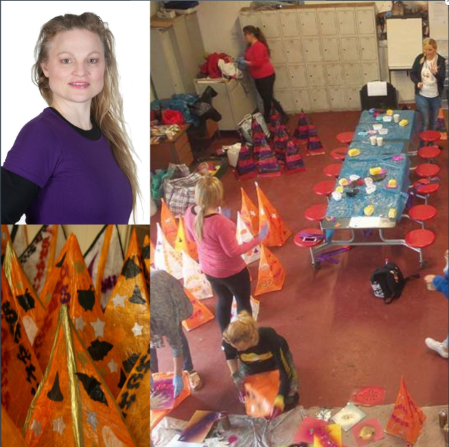 Bonfire Night: Lantern Decorating with Ariel Killick