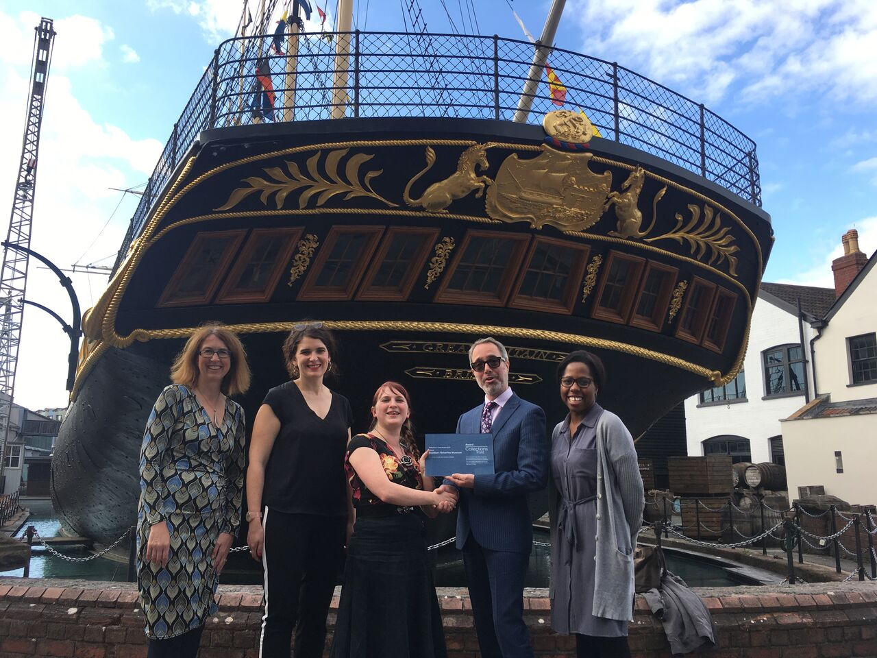 Museum wins Collections Trust Award