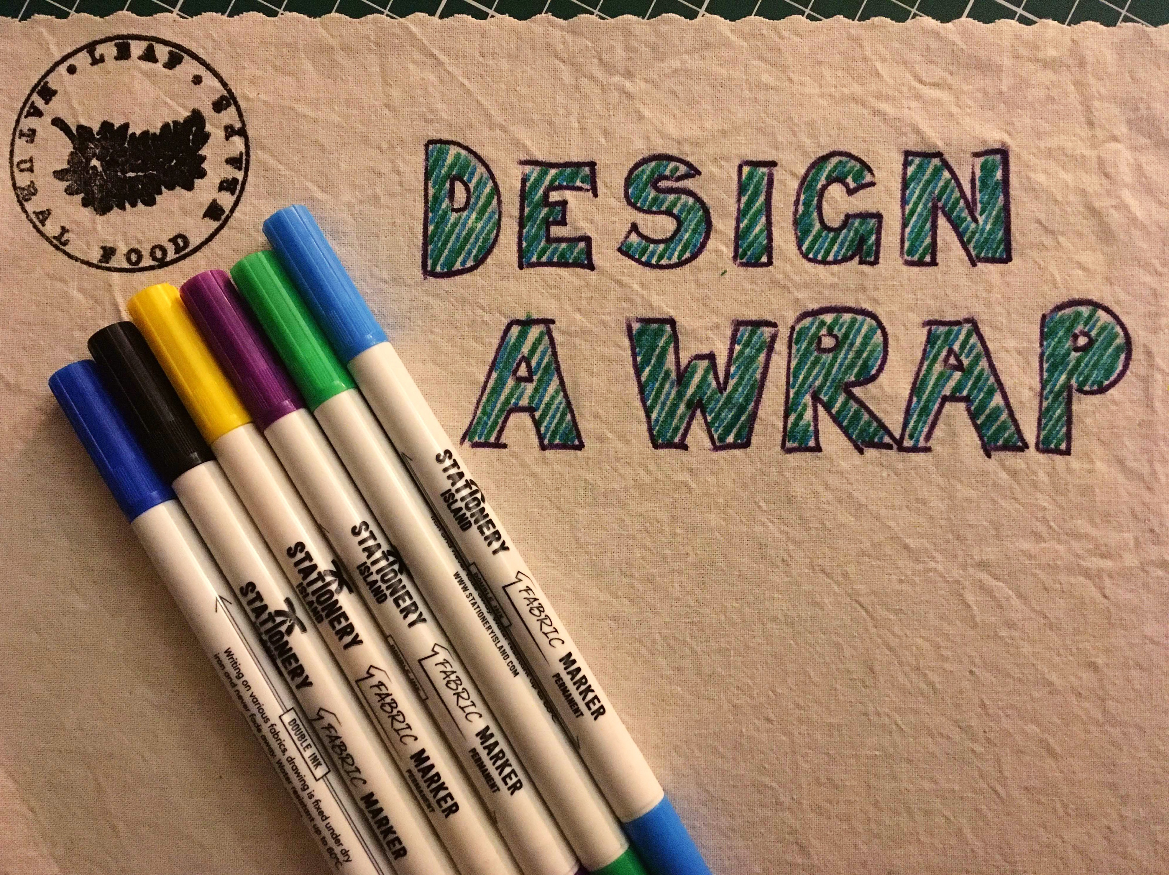 Design a Beeswax Food Wrap - Adult Workshop