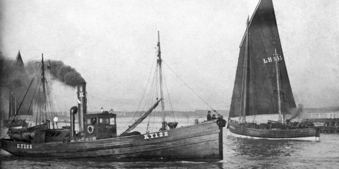 Our central story is: The History of the Scottish Fisheries - Innovation and Adaptation